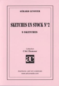 Sketches en stock n°2