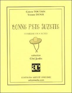 Bonne fête Suzette