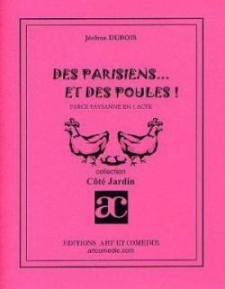 Des parisiens... et des poules