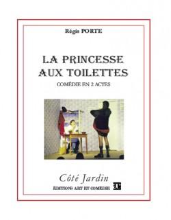 La Princesse aux toilettes