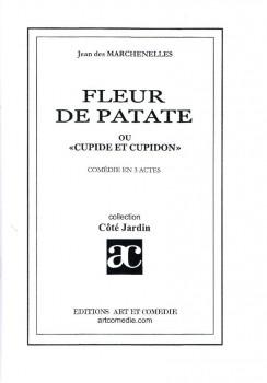 Fleur de patate ou Cupide et Cupidon