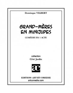 Grand-mères en mini-jupes