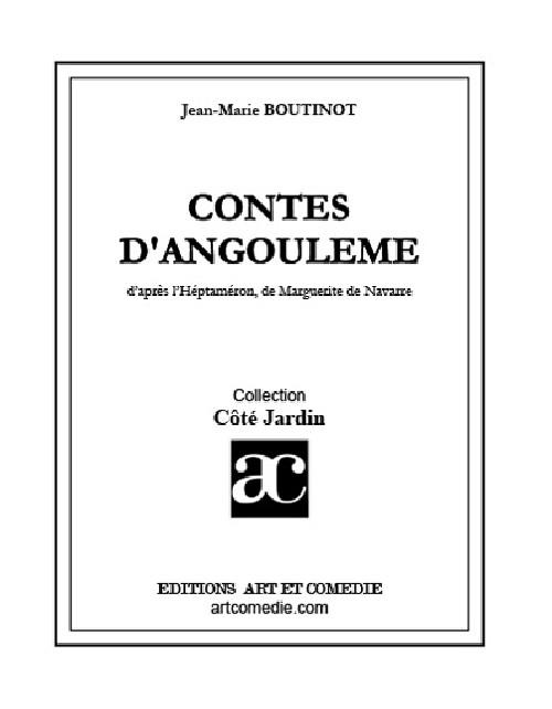 Contes d'Angoulême