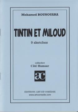 Tintin et Miloud