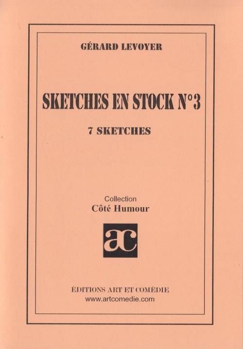 Sketches en stock n°3