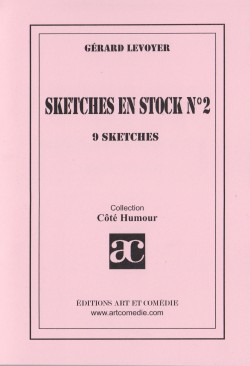 Sketches en stock n°2