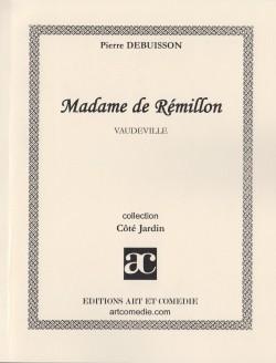 Madame de Rémillon