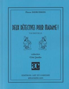 Deux détectives pour Madame !