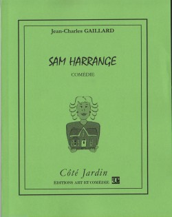 SAM HARRANGE