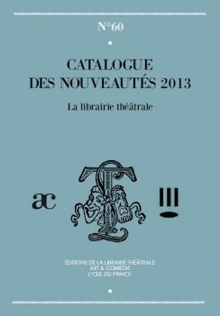 Catalogue des nouveautés 2013