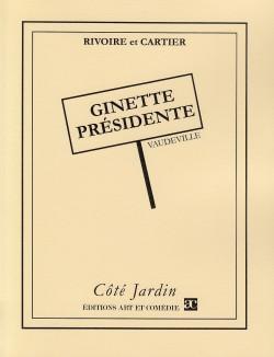 Ginette présidente