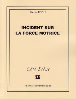 Incident sur la force motrice