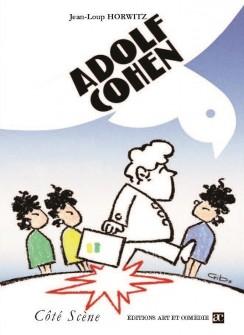 Adolf Cohen - oxymore pour la paix