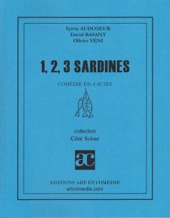 1, 2, 3 sardines