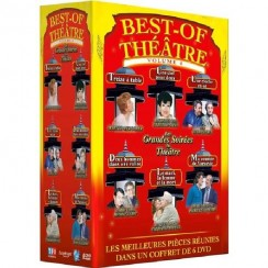 Coffret Best-Of Théâtre volume 4