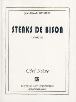 Steaks de Bison