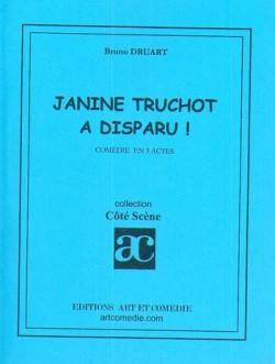 Janine Truchot a disparu