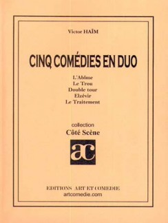 Cinq comédies en duo