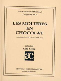 Les Molières en chocolat