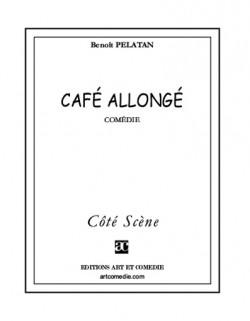 Café allongé