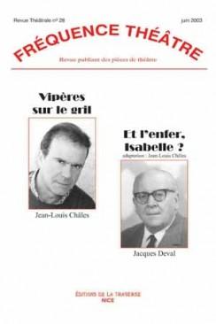Vipères sur le gril (suivi de Et l'enfer, Isabelle ?) - n°28